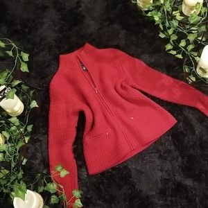❤❤❤Deane & White Deep Red Sweater